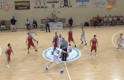 Pallacanestro Serie D, highlights Ascoli Basket-Il Ponte Morrovalle 95-69