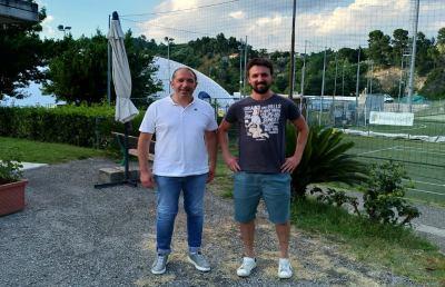 Monticelli, in difesa l'esperienza di Petracci ed in attacco la freschezza di Hoxholli