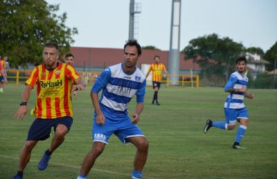 Monticelli, sconfitta per 2-0 contro la Santegidiese nella prima amichevole stagionale