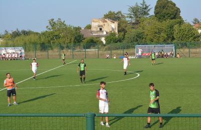 Monticelli, vittoria 2-1 nell'amichevole a Sant'Egidio contro il Villa Mattoni