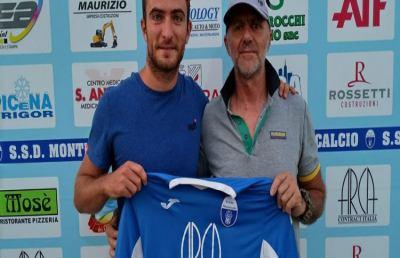 Monticelli: mister Settembri ha il suo attaccante, è il 29enne ascolano Marozzi
