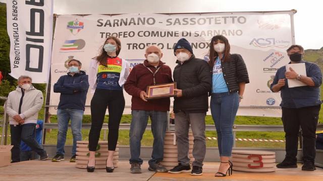 Ciclismo Marche, i protagonisti della cronoscalata Sarnano-Sassotetto per dilettanti