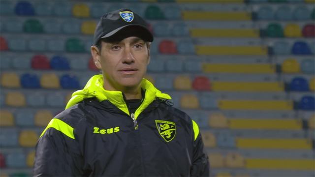 """Frosinone-Pescara 0-0, le voci di Nesta e Grassadonia (""""Risposta molto forte dalla squadra"""")"""