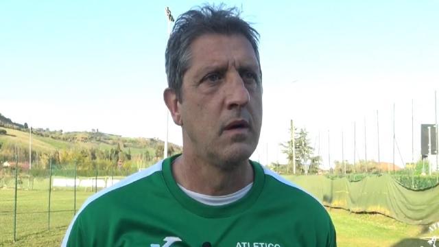 Atletico Ascoli, la voce di Aloisi: ''Campionato da scoprire. Azzurra Colli avversario molto difficile''