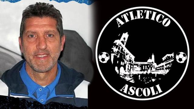 Atletico Ascoli, è Aloisi il prescelto in panchina dopo l'esonero di Filippini