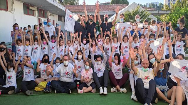 Libero Volley Ascoli, progetti promozione sociale e nascita del settore ''sitting''