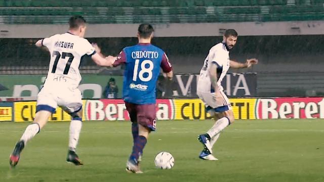 Chievo-Pisa 2-0, Garritano e De Luca rendono meno agevole la strada dei toscani verso la salvezza