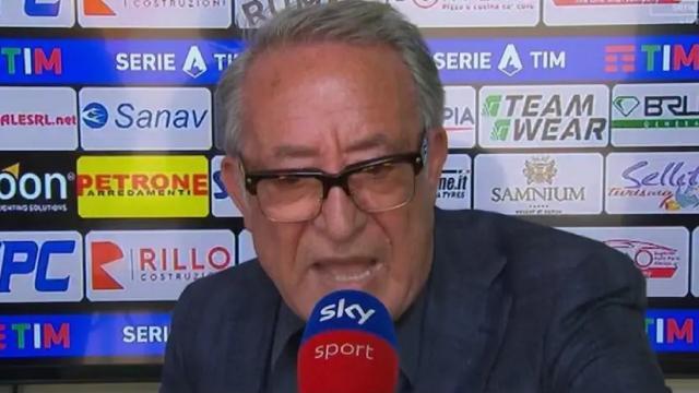 """Benevento-Cagliari 1-3, highlights. Vigorito sbotta: """"Mazzoleni al Var per ammazzare una squadra del Sud"""""""