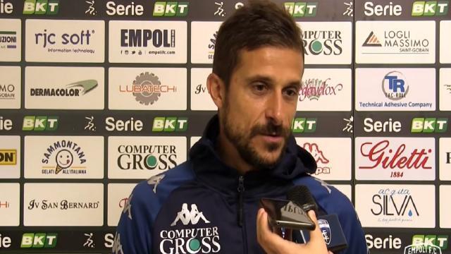 Empoli-Pisa 3-1, le voci di Dionisi e D'Angelo post gara