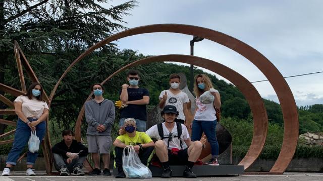Comunanza diventa #MaskFree grazie al lavoro dei ragazzi di Questione Natura