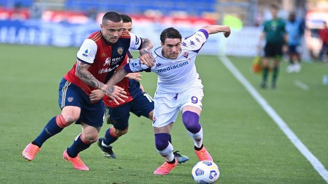 Cagliari-Fiorentina 0-0, highlights
