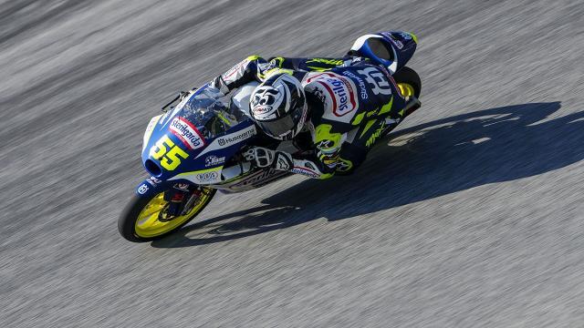 Moto3, Fenati ancora in Austria per stupire: ''Vogliamo migliorare nostre performance''