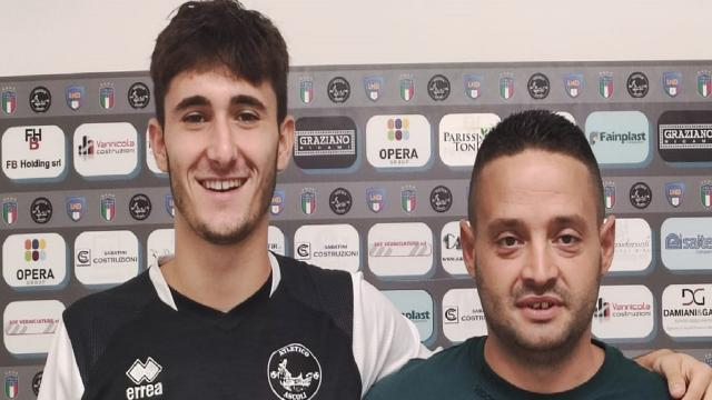 Atletico Ascoli: altro rinforzo per il centrocampo, ingaggiato il classe 2002 Ambanelli