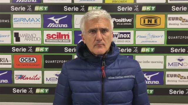 Cittadella-Salernitana 0-0, le voci di Venturato e Castori post gara