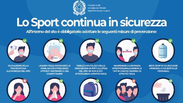 Coronavirus, Spadafora: ''Nuovo protocollo per sport di base e attività motoria in genere''