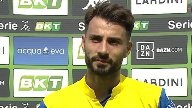 """Chievo-Ascoli 3-0, Garritano: """"Abbiamo ottenuto quello che volevamo, era importante centrare obiettivo"""""""