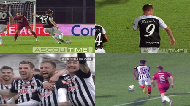 Precedenti Cittadella-Ascoli, bianconeri imbattuti nelle ultime due sfide. A Luglio show di Costa Pinto