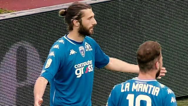 Empoli-Chievo 2-2, De Luca e Margiotta vanificano la doppietta di Mancuso (che non ci sarà ad Ascoli)