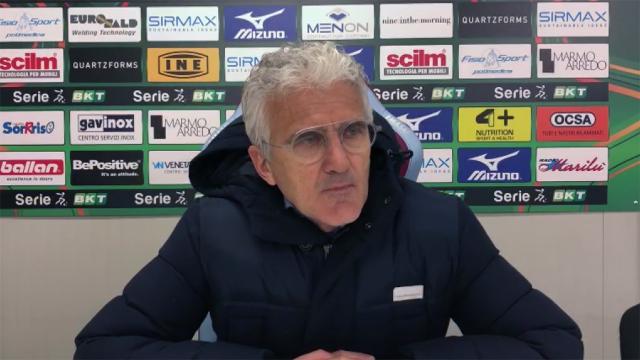 Cittadella-Reggiana 0-3, le voci di Venturato ed Alvini post gara