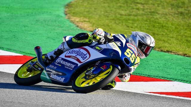 Moto3, Fenati parte 15° in Catalogna: ''Qualifiche non buone ma sono contento del passo gara''