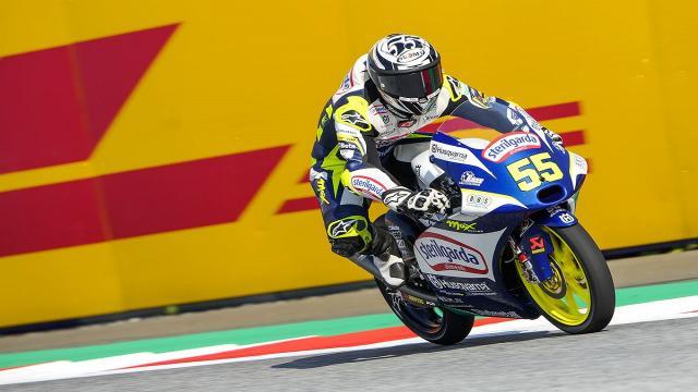 Moto3, Fenati subito forte nelle libere del Gran Premio d'Austria: ''Sono piuttosto contento''
