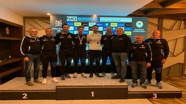 HG Cycling Team Piane di Montegiorgio, ottimi risultati ai Mondiali Master UCI in Bosnia