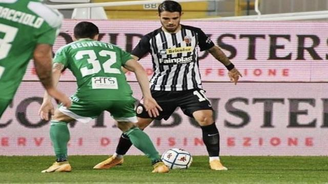 """Ascoli Calcio, Pinna: """"Orgoglioso che mio nome compaia nell'elenco di questa grande squadra di eroi"""""""