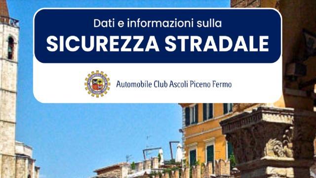 Automobile Club Ascoli Piceno-Fermo al Giro d'Italia 2021 per la sicurezza stradale