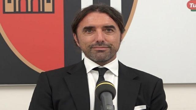 Ascoli Calcio, Bertotto resta alla guida tecnica del club bianconero