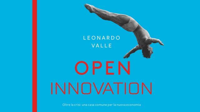 Bottega Terzo Settore, Ascoli prima data nazionale tour di Leonardo Valle. Presentazione del libro 'Open Innovation'