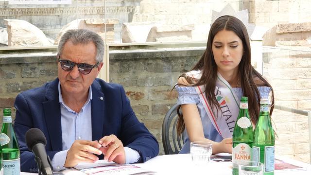 Bim Tronto, Miss Italia ad Ascoli per presentare Festival dell'Appennino 2021. Otto tappe imperdibili