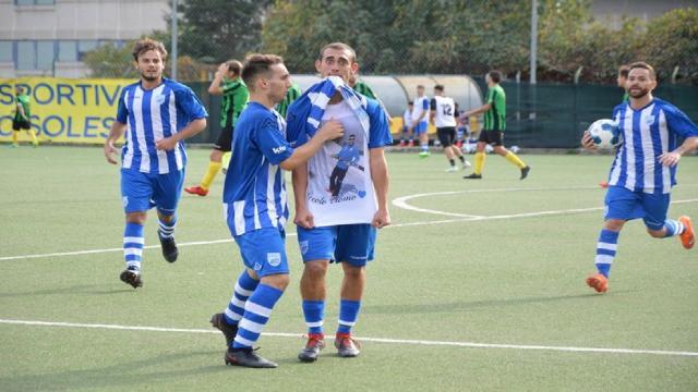 Promozione girone B, il Monticelli pareggia 1-1 col Montecosaro. A segno Gibellieri