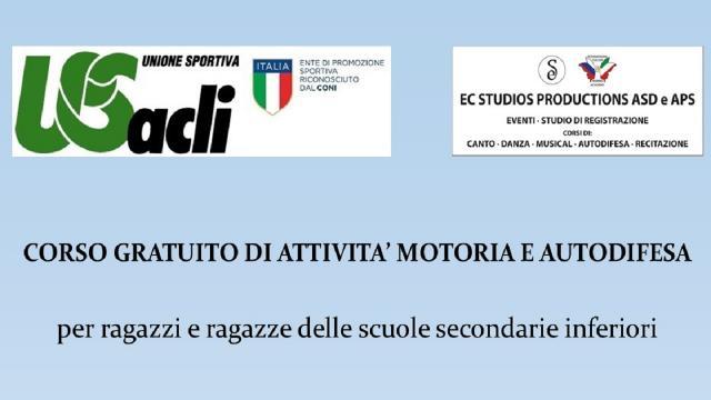 Unione Sportiva Acli Marche, a San Benedetto del Tronto due iniziative gratuite per ragazzi