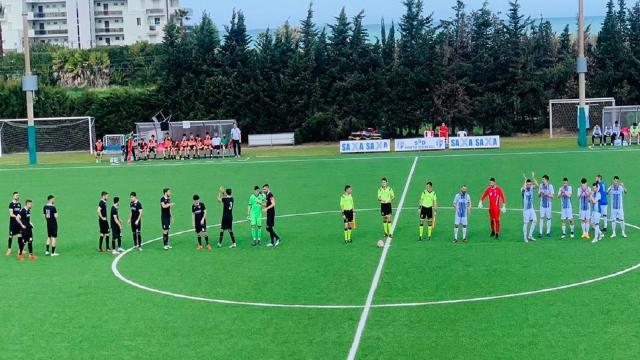 Atletico Ascoli, espugnato 2-1 il campo del Porto d'Ascoli. Decisiva la doppietta di Mariani