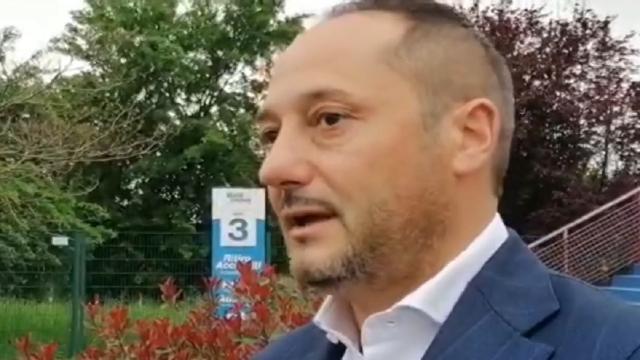 """Reggiana-Pordenone 1-0, Salerno: """"Non m'interessano risultati degli altri"""". Domizzi: """"Pomeriggio no"""""""