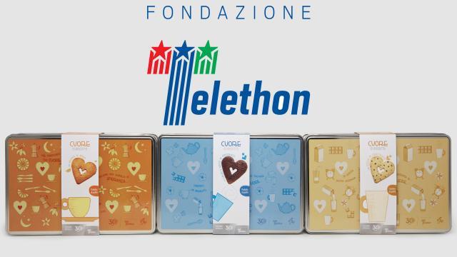 Nelle Marche tornano i 'Cuori di biscotto' Telethon, sostegno per la ricerca scientifica sulle malattie genetiche rare