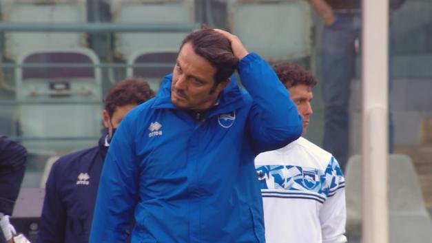 Pescara-Frosinone 0-2, le voci di Oddo e Nesta post gara