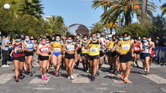 Atletica Leggera: tricolori Allievi di marcia a Grottammare, bronzo di Grilli per le Marche