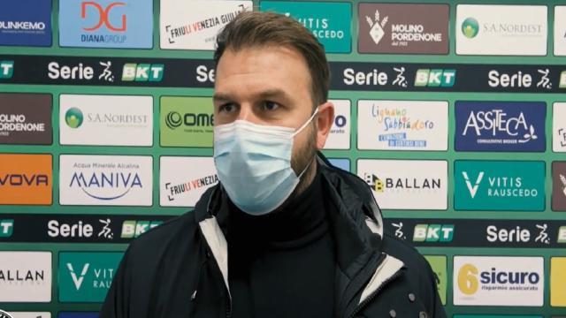 Pordenone-Venezia 2-0: le voci di Zanetti, Modolo e Mazzocchi post gara