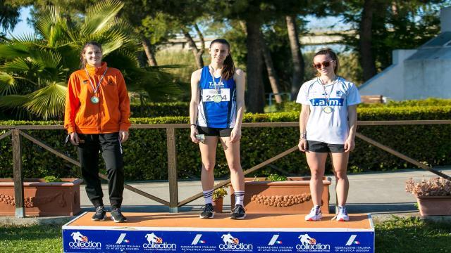 Atletica leggera: San Benedetto del Tronto, tutti i campioni delle prove multiple