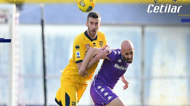 Fiorentina-Parma 3-3, highlights