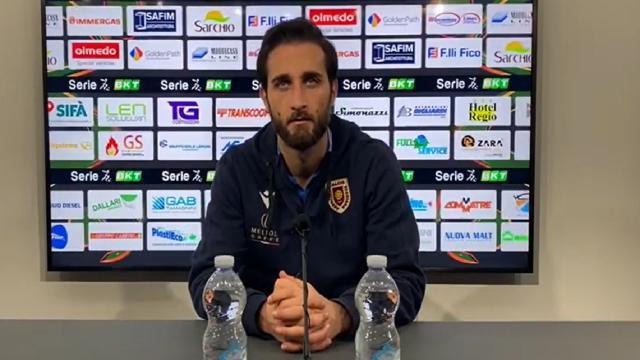 """Reggiana-Vicenza 2-1: le voci di Rozzio (""""Questa vittoria è un nuovo inizio""""), Ajeti e Muratore post gara"""