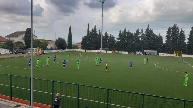 Promozione girone B, Monticelli ko 3-1 sul campo della Futura 96. Ancora a segno Gibellieri