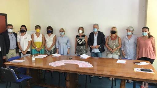 """Ascoli Piceno: Area Vasta 5 illustra progetto """"La vita oltre il cancro al seno: lavoro, socialità e benessere"""""""