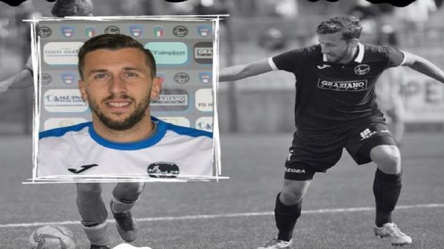 Atletico Ascoli: confermato il difensore centrale Natalini, uno dei punti di riferimento dello spogliatoio
