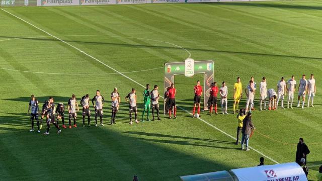 Ascoli-Entella 1-1, entrambe le squadre in silenzio stampa al termine del match