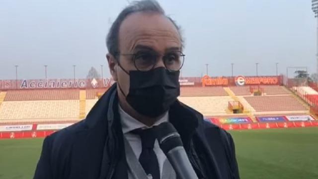 Vicenza-Spal 2-2, le voci di Marino e Paloschi post gara