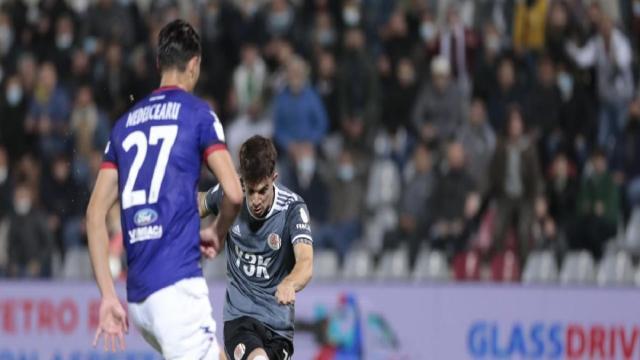 Alessandria-Crotone 1-0, un gol di Kolaj regala il secondo successo ai piemontesi