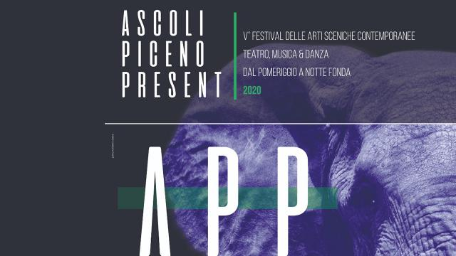 Ascoli Piceno Present: annullato spettacolo ''Sorry, but i feel slightly disidentified''