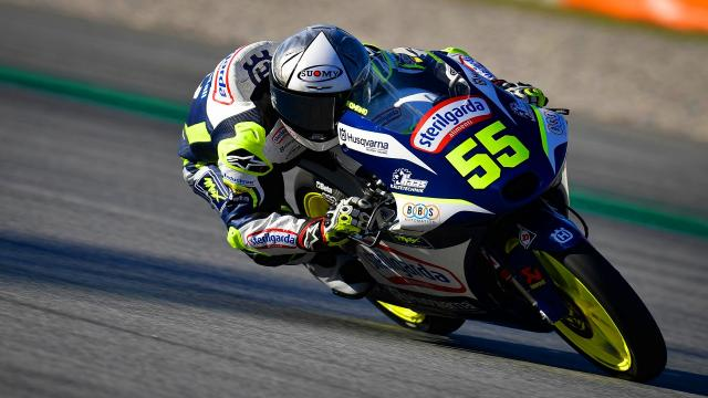 Moto3, Fenati vuole confermare la sua crescita a Le Mans: ''Pista speciale che mi piace molto''